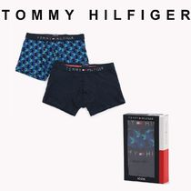 Tommy Hilfiger Unisex Street Style Plain Cotton Tribal Trunks & Boxers