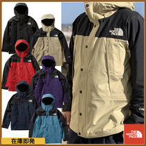 THE NORTH FACE Unisex Blended Fabrics Street Style Windbreaker Jackets