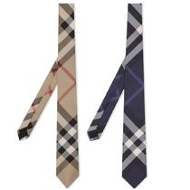 Burberry Other Plaid Patterns Silk Ties
