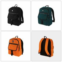 Kappa Unisex Street Style Bag in Bag A4 Backpacks
