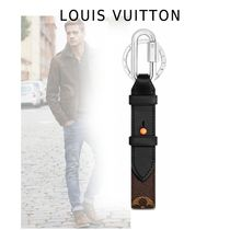Louis Vuitton Monogram Leather Keychains & Holders