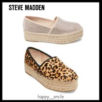 Steve Madden Platform Lace-Up Shoes