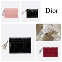 Christian Dior LADY DIOR Card Holders
