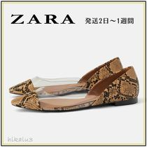 ZARA Other Animal Patterns Ballet Shoes