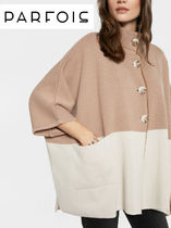 PARFOIS Medium Ponchos & Capes
