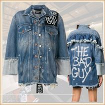 DIESEL Casual Style Denim Jackets