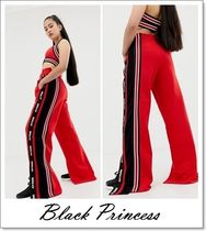 ASOS Casual Style Street Style Wide Leg Pants