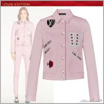 Louis Vuitton Short Casual Style Street Style Outerwear