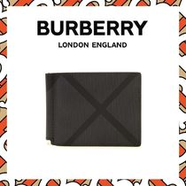 Burberry Folding Wallets