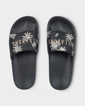 Billabong Tropical Patterns Open Toe Casual Style Shower Shoes