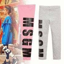 MSGM Street Style Kids Girl  Bottoms