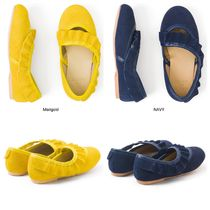 JANIE AND JACK Kids Girl Ballet Flats
