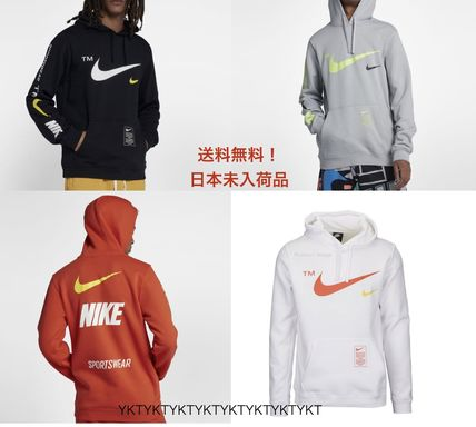 Nike Hoodies Pullovers Long Sleeves Hoodies
