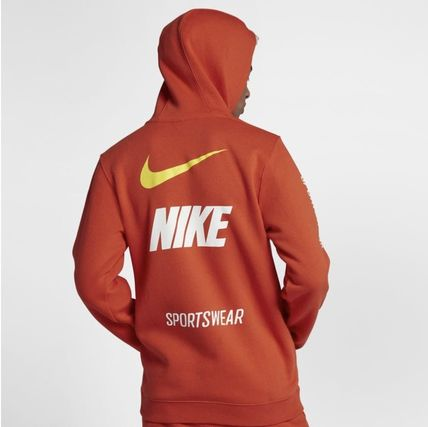 Nike Hoodies Pullovers Long Sleeves Hoodies 3