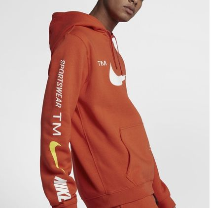 Nike Hoodies Pullovers Long Sleeves Hoodies 4