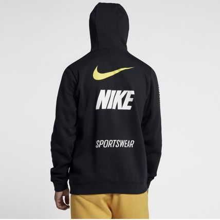 Nike Hoodies Pullovers Long Sleeves Hoodies 8