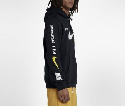 Nike Hoodies Pullovers Long Sleeves Hoodies 9