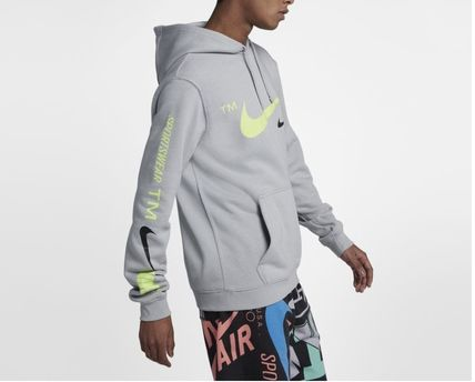 Nike Hoodies Pullovers Long Sleeves Hoodies 13