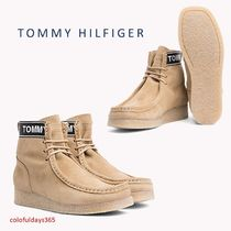 Tommy Hilfiger Casual Style Flat Boots