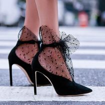 Jimmy Choo Street Style Pin Heels Party Style Stiletto Pumps & Mules