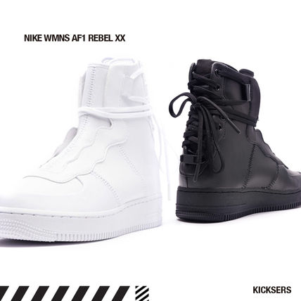 info for 09995 990db Nike AIR FORCE 1 2019 SS Unisex Street Style Low-Top Sneakers