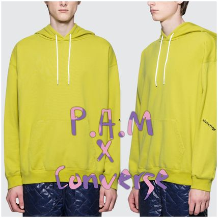 Street Style Collaboration Long Sleeves Hoodies