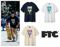 FTC Crew Neck Collaboration Cotton Short Sleeves