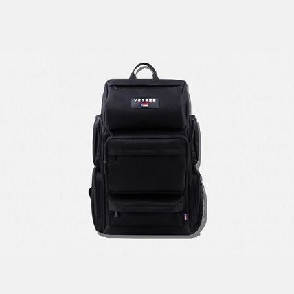 Unisex Street Style Office Style Backpacks