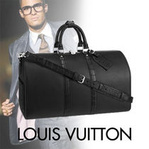 Louis Vuitton Blended Fabrics Street Style 1-3 Days Soft Type Carry-on