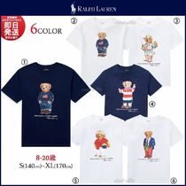 POLO RALPH LAUREN Unisex Petit Kids Girl Tops