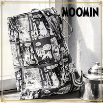 Moomin Casual Style Totes