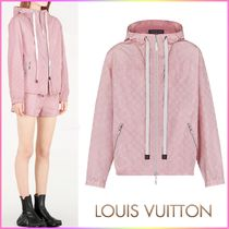 Louis Vuitton MONOGRAM Blended Fabrics Hoodies & Sweatshirts