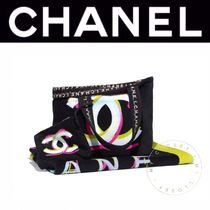 CHANEL Casual Style Street Style A4 Oversized Totes