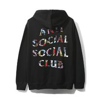 ANTI SOCIAL SOCIAL CLUB Collaboration Hoodies