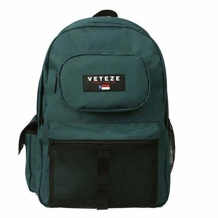 Casual Style Unisex Street Style Backpacks