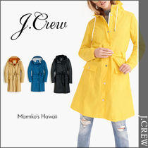 J Crew Casual Style Plain Long Coats