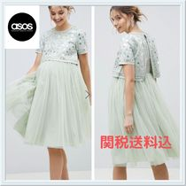 ASOS With Jewels Maternity Dresses