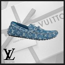 Louis Vuitton MONOGRAM Monogram Loafers U Tips Loafers & Slip-ons