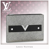 Louis Vuitton EPI Leather Clutches