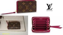 Louis Vuitton MONOGRAM Monogram Canvas Bi-color Card Holders