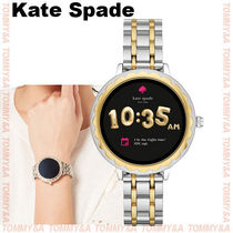 kate spade new york Casual Style Round Stainless Office Style Elegant Style