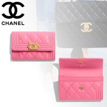 6e1a6165352a CHANEL BOY CHANEL Women's Card Holders: Shop Online in US | BUYMA