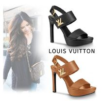 Louis Vuitton Horizon Platform Sandal