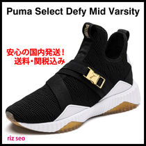 PUMA Street Style Low-Top Sneakers