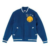 Mitchell&Ness Short Street Style Collaboration Varsity Jackets