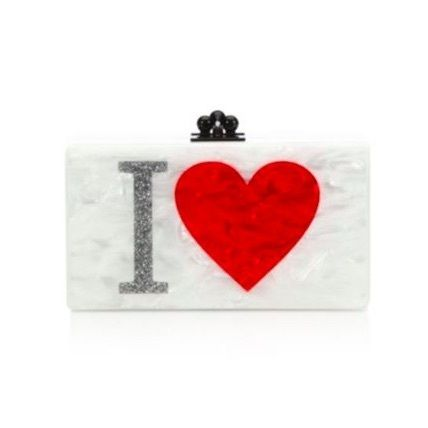 Heart Party Style Clutches