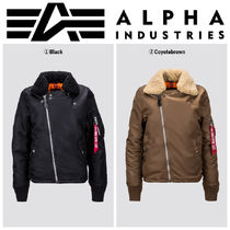 ALPHA INDUSTRIES Medium MA-1 Bomber Jackets