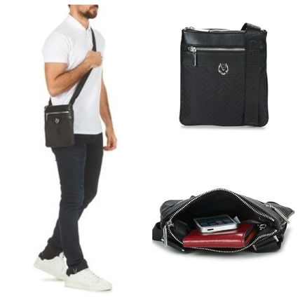 Street Style Messenger & Shoulder Bags