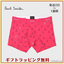 Paul Smith Monogram Other Animal Patterns Cotton Boxer Briefs
