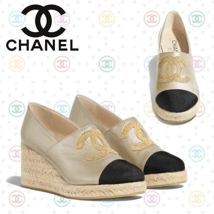 CHANEL Women s More Shoes  Shop Online in US  f9f1db821d